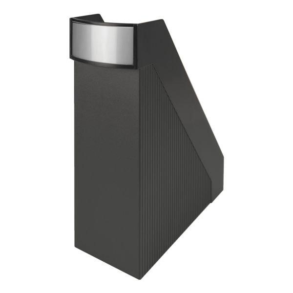 Stehsammler »Linear« von Helit, schwarz
