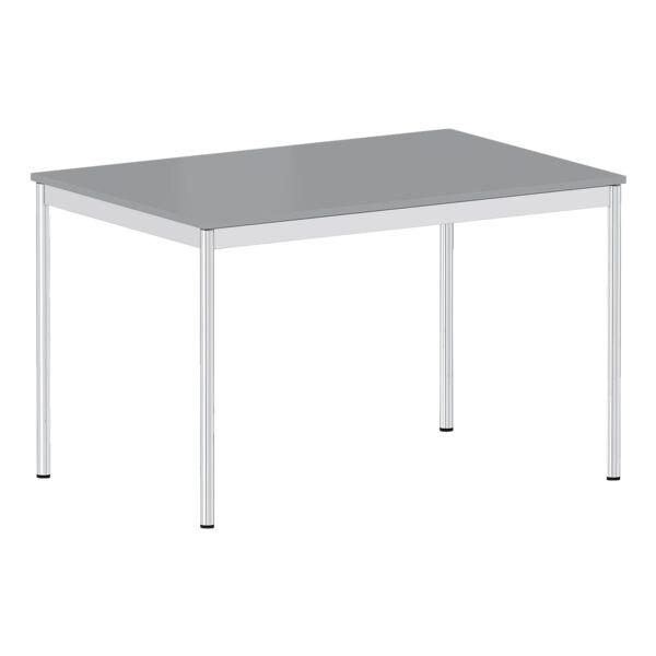 Schreibtisch »System 4, mittel« (ca.120 cm) bei Office Discount - Bürobedarf