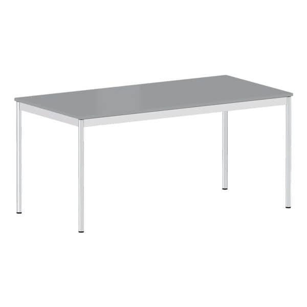 Schreibtisch »System 4, lang« (ca. 160 cm) bei Office Discount - Bürobedarf
