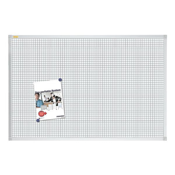 Whiteboard »Raster« lackiert, 60 x 45 cm bei Office Discount - Bürobedarf