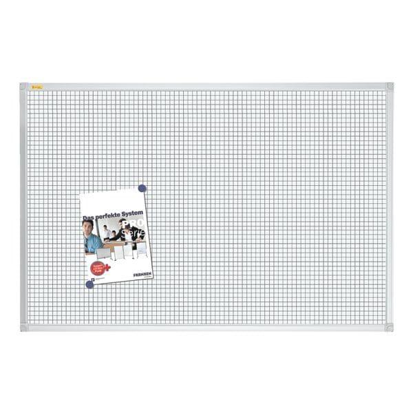 Whiteboard / Weißwandtafel »Raster« bei Office Discount - Bürobedarf