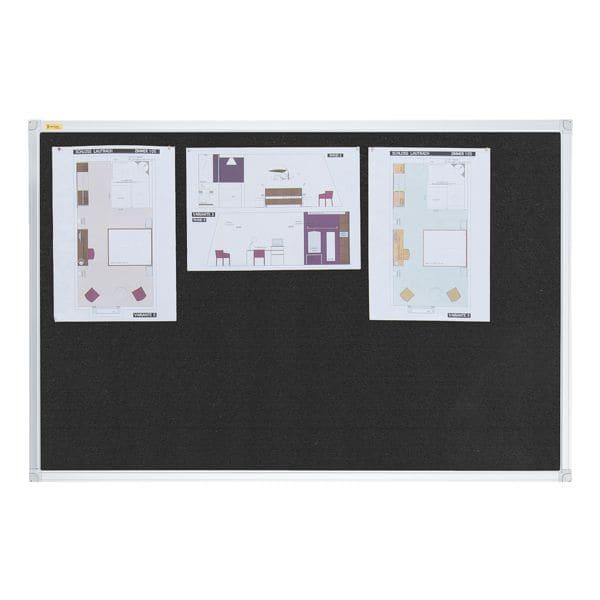 Textil-Pinnwand »X-tra! Line« bei Office Discount - Bürobedarf