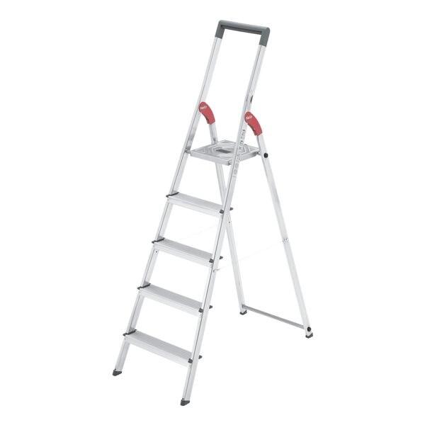 Sicherheits-Stufenstehleiter »ProfiLine S 150«   Baumarkt > Leitern und Treppen   Stahl   Hailo