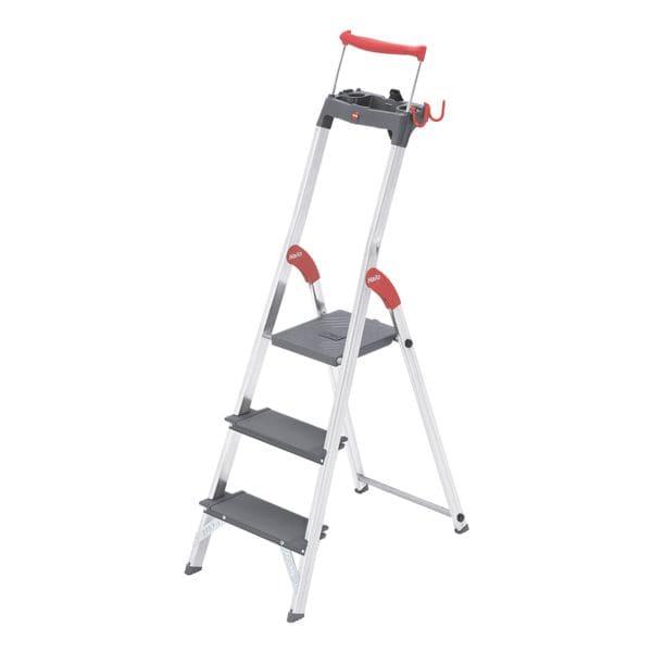 Sicherheits-Stufenstehleiter »ProfiLine S 225 XXR« | Baumarkt > Leitern und Treppen > Stehleiter | Stahl | Hailo
