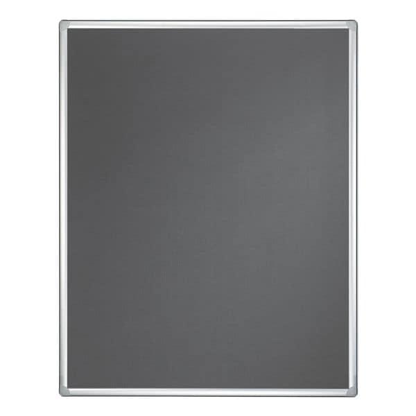 Filz-Pinnwand »Pro PTD8314« 150 x 120 cm, doppelseitig | Büro > Tafeln und Boards > Hängetafeln | Franken