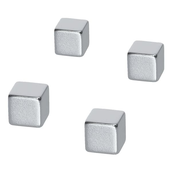 4er-Set Magnetwürfel »Neodym Magnete Cube« B3100