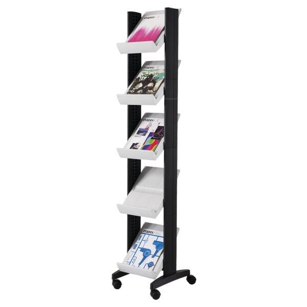 Prospektständer »Corner« bei Office Discount - Bürobedarf