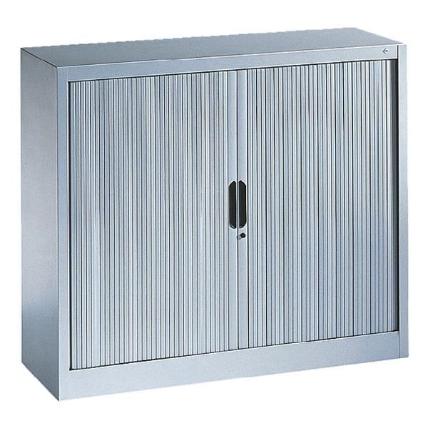Stahlschrank mit Rollladen bei Office Discount - Bürobedarf