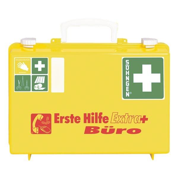Erste Hilfe Koffer »extra+ BÜRO SN-CD« | Bad > Badmöbel > Medizinschränke | Abs - Kunststoff | SÖHNGEN