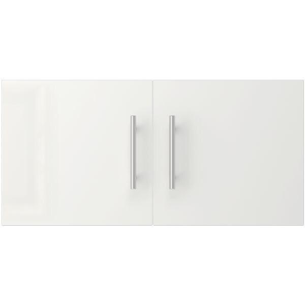 Tür für Aufsatzregal »BRW Express 80 cm breit 1 OH« bei Office Discount - Bürobedarf
