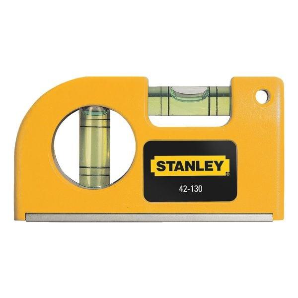 Taschen-Wasserwaage | Baumarkt > Werkzeug > Weitere-Werkzeuge | Stanley