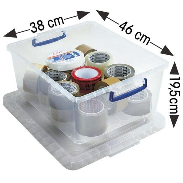Ablageboxen 17,5 Liter bei Office Discount - Bürobedarf