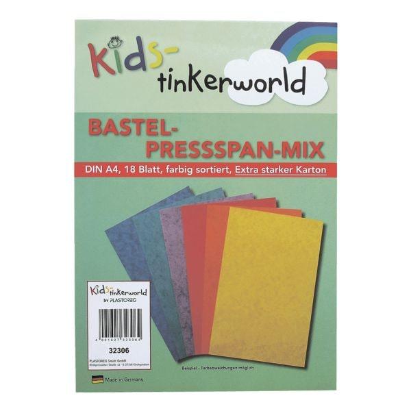 Bastel-Pressspan-Mix bei Office Discount - Bürobedarf