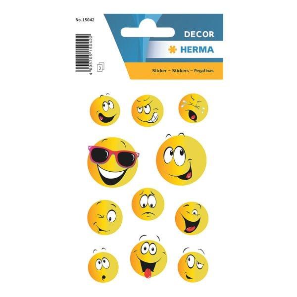 Sticker DECOR, »Happy Face«