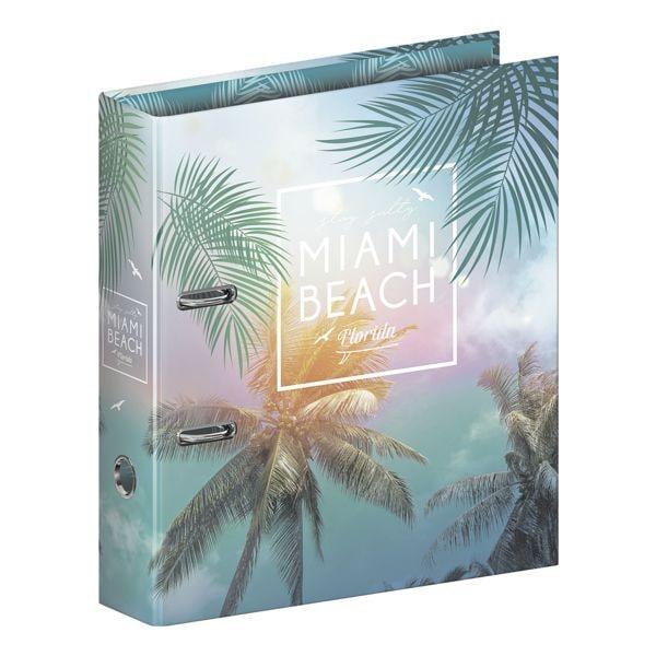 Motivordner »Reverse Miami Beach« bei Office Discount - Bürobedarf