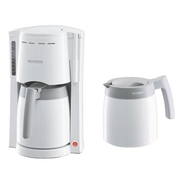 Kaffeemaschine mit 2 Thermokannen »KA 9233« | Küche und Esszimmer > Kaffee und Tee > Kaffeemaschinen | Severin