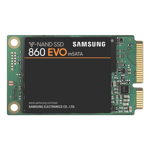 SSD Festplatte »860 EVO (mSATA) 250 GB« MZ-M6E250BW bei Office Discount - Bürobedarf
