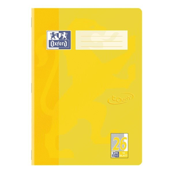 Schulheft »Touch« 400104443 bei Office Discount - Bürobedarf