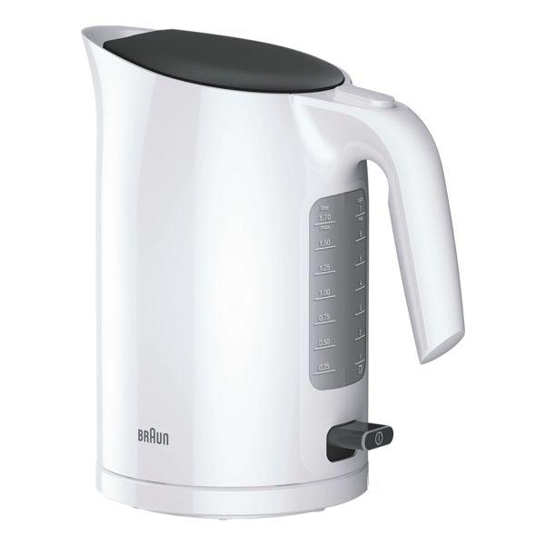 Wasserkocher »PurEase WK 3110 WH« | Küche und Esszimmer > Küchengeräte > Wasserkocher | Braun