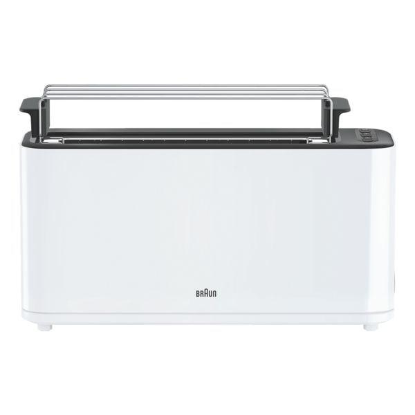 Toaster »PurEase HT 3110 WH« | Küche und Esszimmer > Küchengeräte > Toaster | Braun