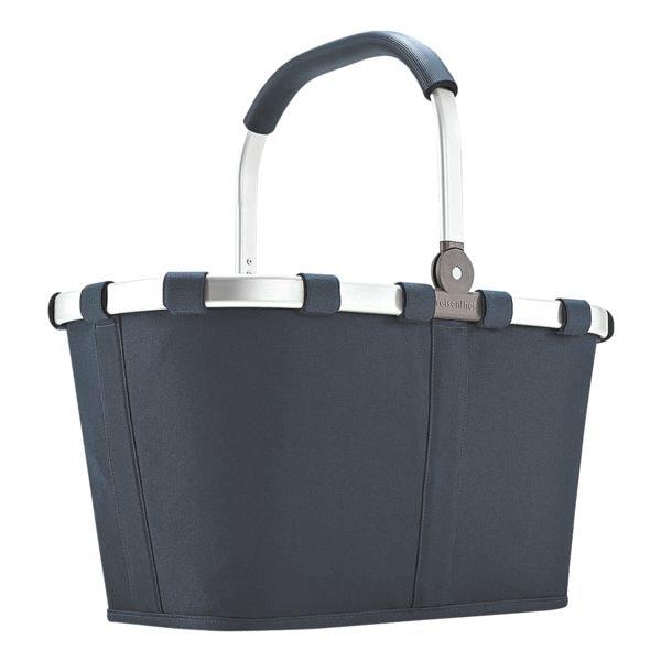 Einkaufskorb »carrybag« dark blue | Dekoration > Aufbewahrung und Ordnung > Korbwaren | Dark | Reisenthel