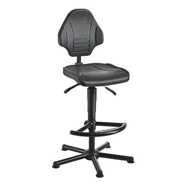 Arbeitsdrehstuhl »WS-TG« ohne Armlehnen schwarz, mey CHAIR SYSTEMS GmbH