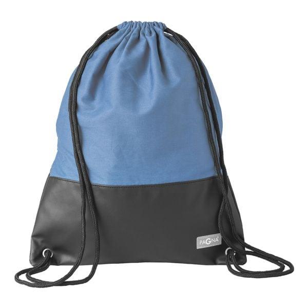 Turnbeutel »Basic« | Taschen > Rucksäcke > Schulrucksäcke | Polyester - Leder | Pagna