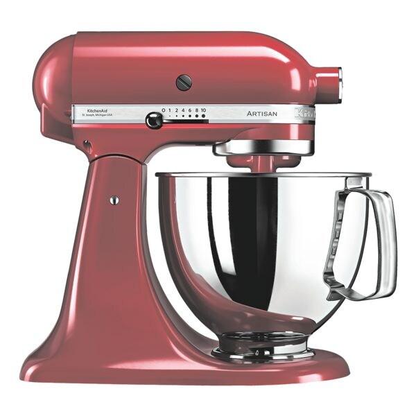 Küchenmaschine »Artisan® «, rot   Küche und Esszimmer > Küchengeräte > Rührgeräte und Mixer   Rot   Edelstahl   Kitchen Aid