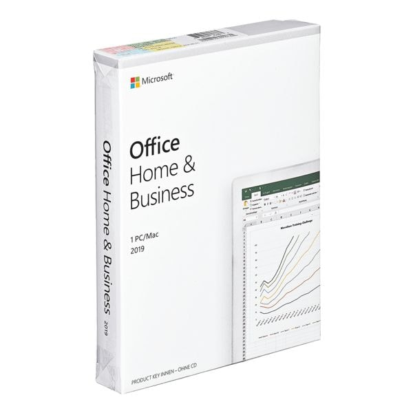 microsoft office home and business 2019 product key card