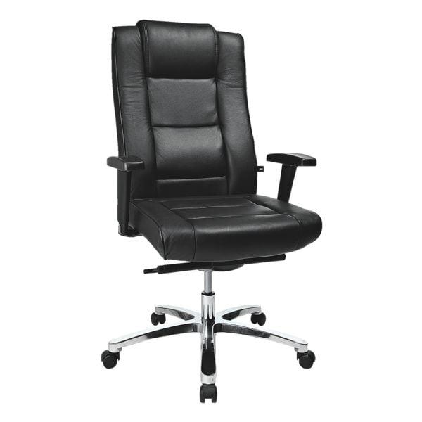 Leder-Chefsessel »Sitness Director 10« mit Armlehnen   Büro > Bürostühle und Sessel  > Chefsessel   Topstar