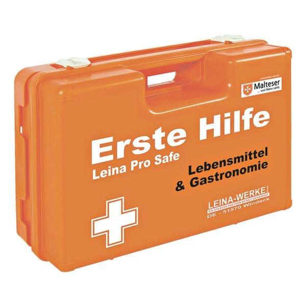 Lebensmittel und Gastronomie Erste-Hilfe-Koffer »Pro Safe« | Bad > Badmöbel > Medizinschränke | Abs | LEINA-WERKE