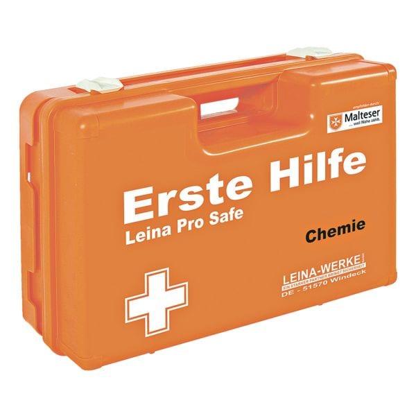 Chemie Erste-Hilfe-Koffer »Pro Safe« | Bad > Badmöbel > Medizinschränke | Abs | LEINA-WERKE