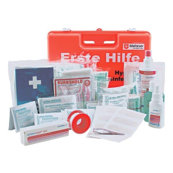 Hygiene & Desinfektion Erste-Hilfe-Koffer »Pro Safe« | Bad > Badmöbel > Medizinschränke | Abs | LEINA-WERKE