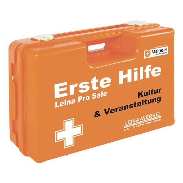 Kultur & Veranstaltung Erste-Hilfe-Koffer »Pro Safe«   Bad > Badmöbel > Medizinschränke   Abs   LEINA-WERKE