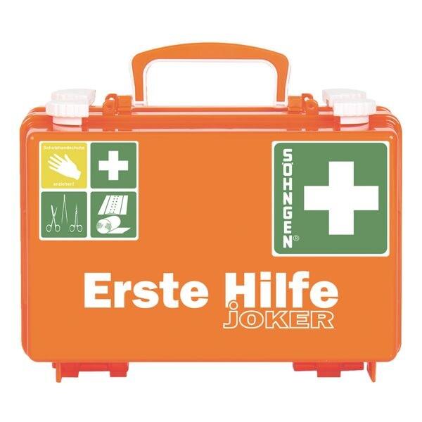 Erste-Hilfe-Koffer »QUICK-CD Joker« | Bad > Badmöbel > Medizinschränke | Abs | SÖHNGEN