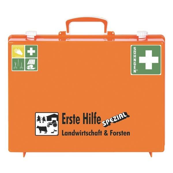 Erste-Hilfe-Koffer »SPEZIAL MT-CD Landwirtschaft & Forsten«   Bad > Badmöbel > Medizinschränke   Abs   SÖHNGEN