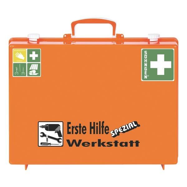 Erste-Hilfe-Koffer »SPEZIAL MT-CD Werkstatt« | Bad > Badmöbel > Medizinschränke | Abs | SÖHNGEN