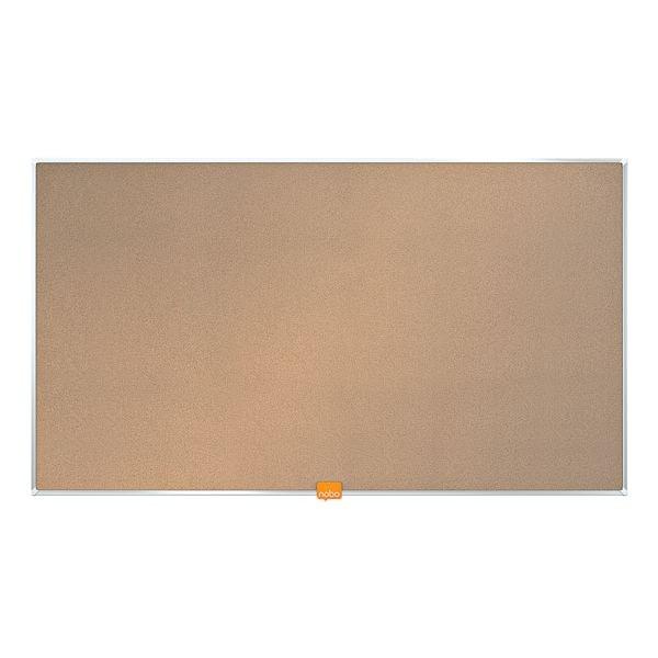 Kork-Pinnwand »Widescreen« 32 Zoll / 72,2 x 41,2 cm | Büro > Tafeln und Boards > Hängetafeln | Nobo
