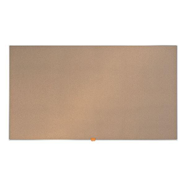 Kork-Pinnwand »Widescreen« 55 Zoll / 123|2 x 70|2 cm | Büro > Tafeln und Boards > Hängetafeln | Nobo