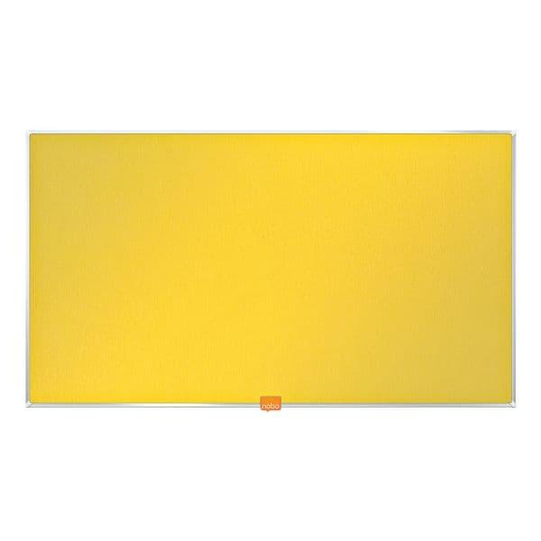 Filz-Pinnwand »Widescreen« 32 Zoll / 72,2 x 41,2 cm | Büro > Tafeln und Boards > Hängetafeln | Nobo