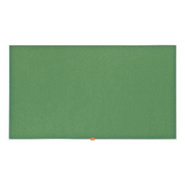 Filz-Pinnwand »Widescreen« 55 Zoll / 123,2 x 70,2 cm | Büro > Tafeln und Boards > Hängetafeln | Nobo