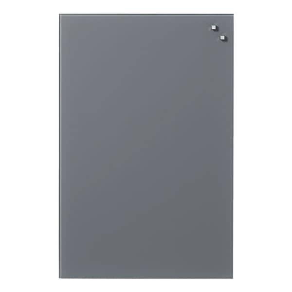 Glas-Whiteboard-Magnetboard, 60 x 40 cm | Büro > Tafeln und Boards | Glas | NAGA