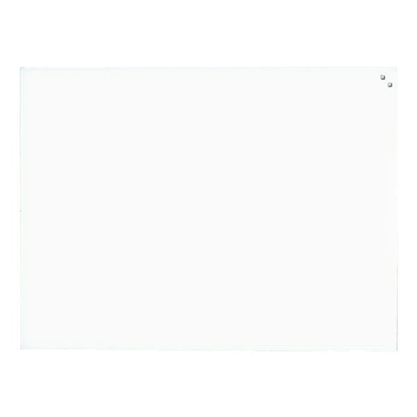 Glas-Whiteboard-Magnetboard, 80 x 60 cm | Büro > Tafeln und Boards | NAGA