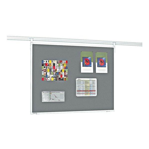 Filz-Pinnwand »Legaline Professional« 120 x 90 cm | Büro > Tafeln und Boards > Hängetafeln | Legamaster