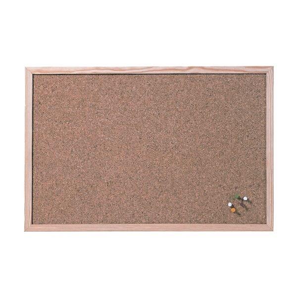 Kork-Pinnwand »CC-KT3040E« 40 x 30 cm | Büro > Tafeln und Boards | Kork | Franken