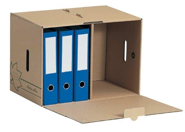 fast paperflow container f r aktenordner 4920x10 preisvergleich g nstig kaufen bei. Black Bedroom Furniture Sets. Home Design Ideas