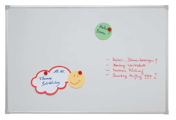 Whiteboard / Weißwandtafel von