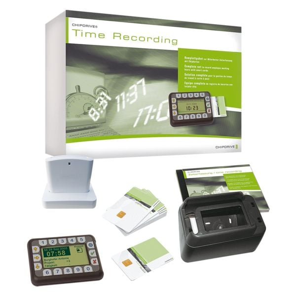 Starter-Kit »Time Recording« von Chipdrive,