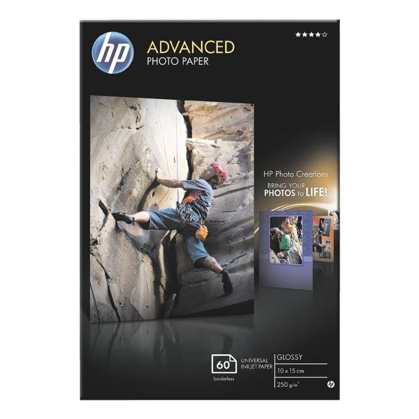 Fotopapier »HP Advanced 10x15 cm« glossy