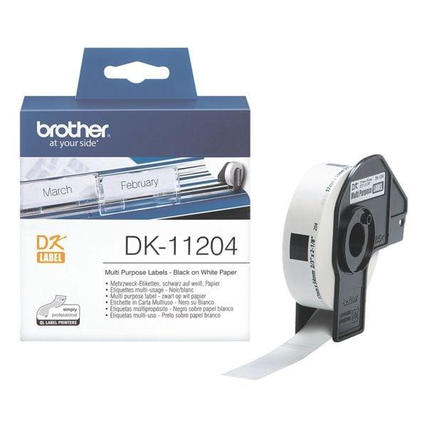 Mehrzweck-Etiketten »DK-11204«